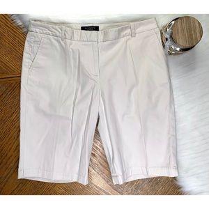 Talbots Womens Petites Shorts Size 6P Bermuda